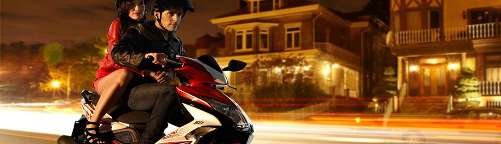 Serwis skuterów, motocykli i quadów